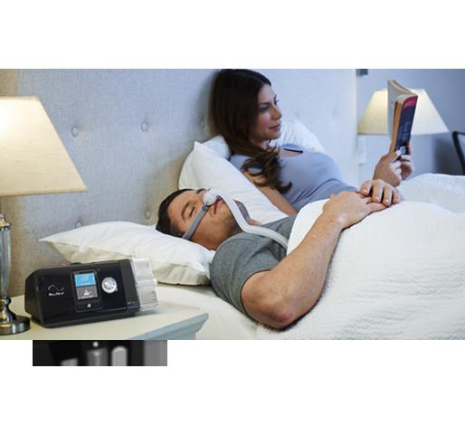 air machine for sleep apnea