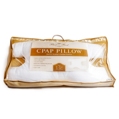 CPAP Pillow in Bag