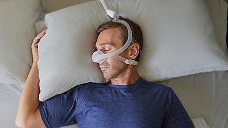 DreamWisp Nasal Mask by Philips Respironics
